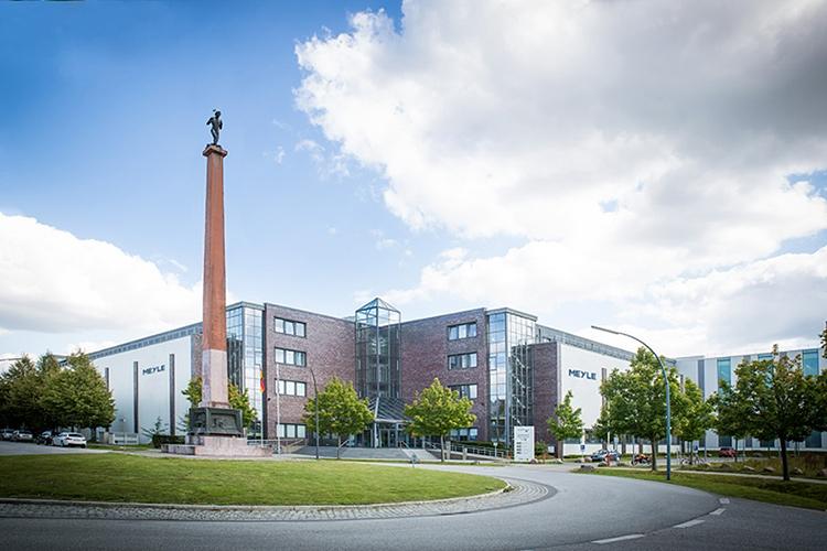 Die MEYLE-Firmenzentrale in Hamburg-Rahlstedt